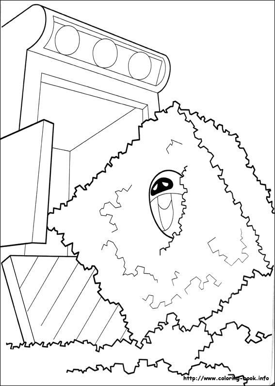 Wall e to download for free - Wall E Kids Coloring Pages   794x567