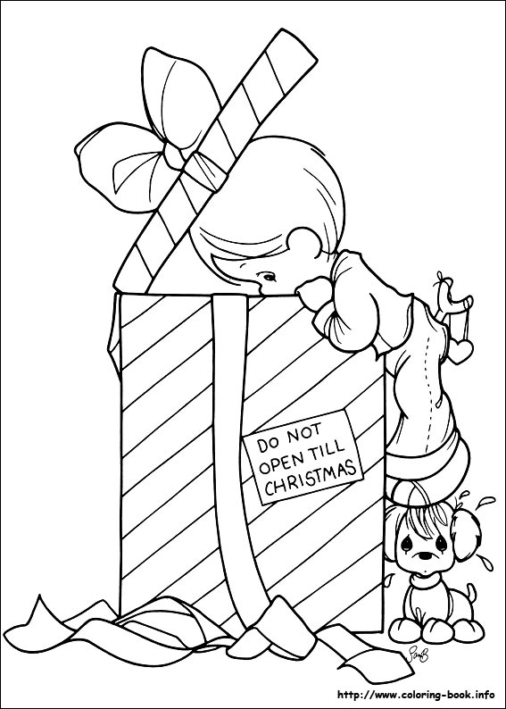 precious moments christmas coloring pages Precious Moments Christmas Coloring Pictures | Coloring Pages precious moments christmas coloring pages