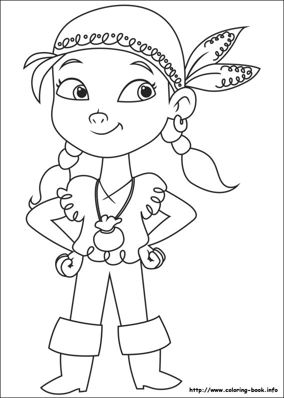 Pirate Coloring Pages - GetColoringPages.com | 794x567