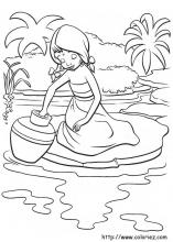 Jungle Book Coloring Pages On Coloring Book Info