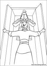 Mulan Coloring Pages On Coloring Book Info