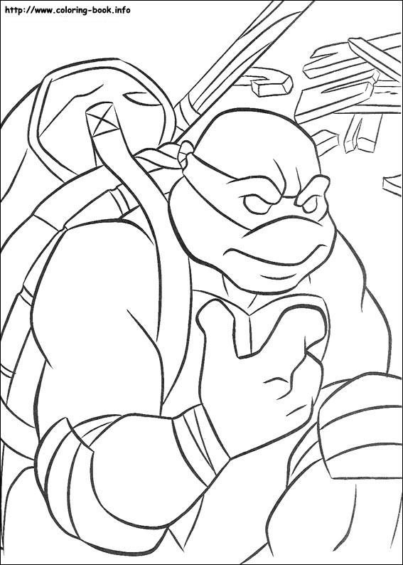 Free Ninja Turtle Coloring Pages Tag: 22 Remarkable Ninja Turtle ... | 794x567