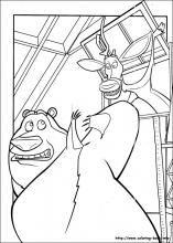 Open Season Coloring Pages On Coloring Book Info