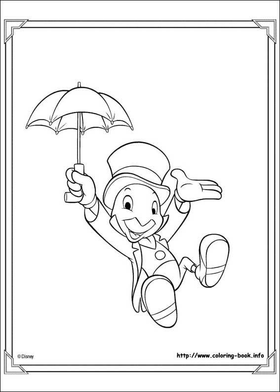 Pinocchio coloring pages - Hellokids.com   794x567