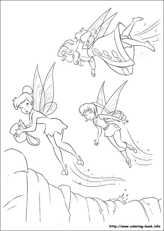 The Pirate Fairy Coloring Sheets | Tinkerbell coloring pages ... | 794x567