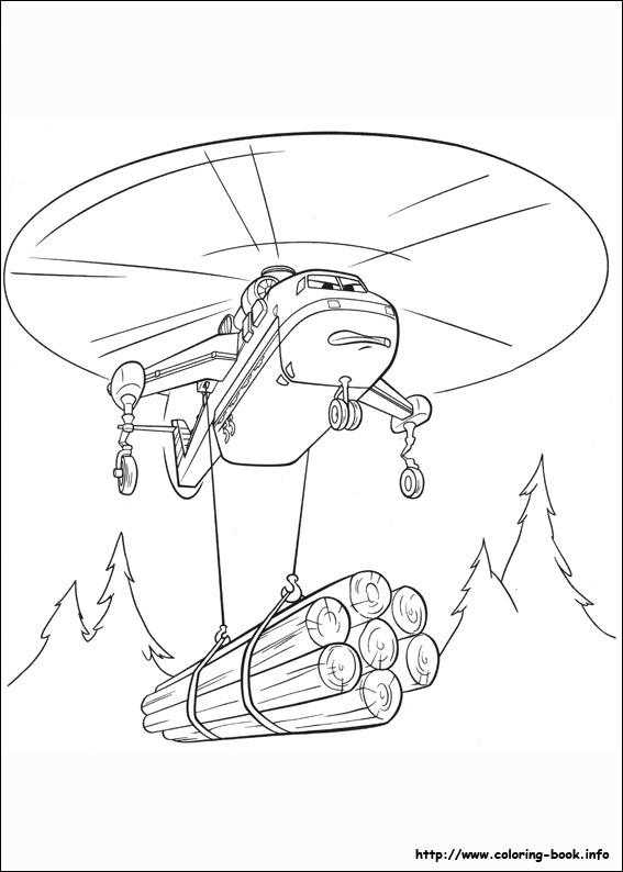 Planes 2 Coloring Pages | Coloring Pages