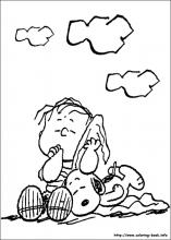 Snoopy Coloring Pages On Coloring Book Info