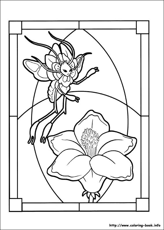 The Spiderwick Chronicles coloring pages on Coloring-Book.info