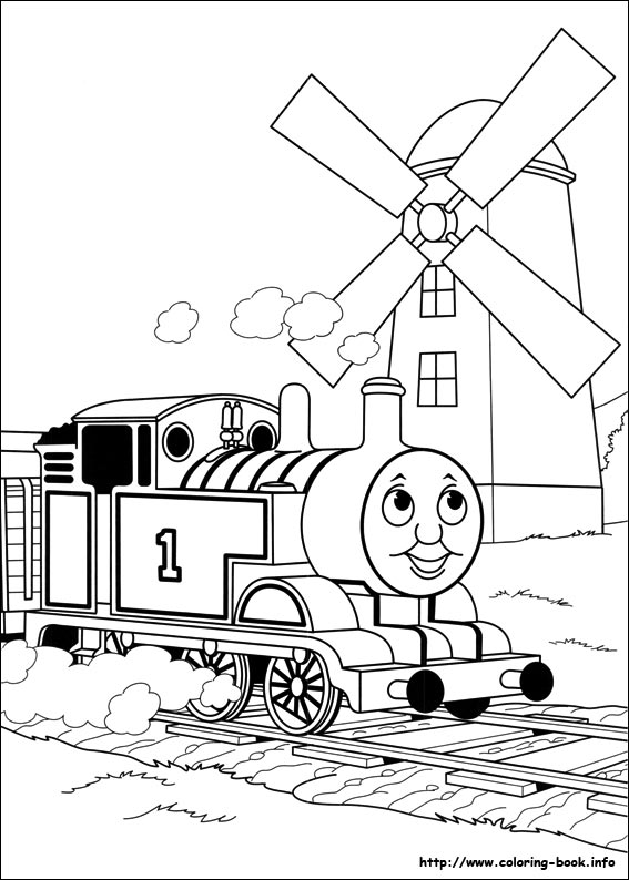 Thomas And Friends Coloring Pages Games Coloring Pages